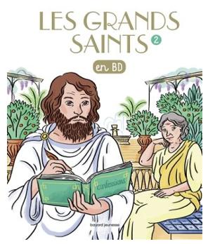 Les grands saints en BD -Vol 2
