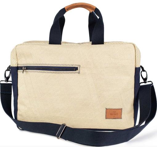 Business bag, Ambre Camel