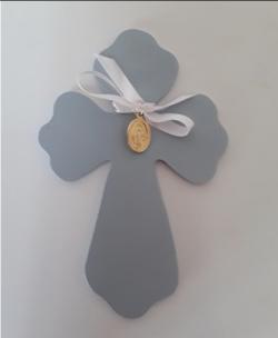Croix Mathilde (5 couleurs au choix)