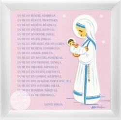 Prière Sainte Teresa