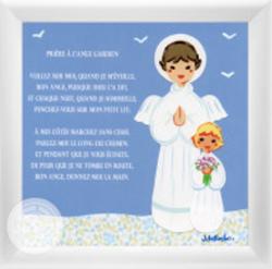 Prière ange gardien