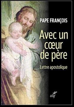 Lettre apostolique- Avec un cœur de père Pape François