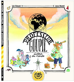 +6 ans - Professeur Goupil autour du monde