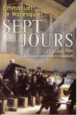 HISTOIRE - Sept jours