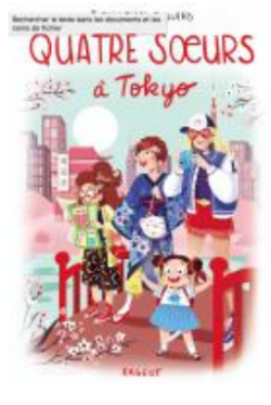 8 ans - Quatre soeurs à Tokyo