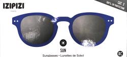 Lunettes de soleil - Bleue