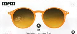 Lunettes de soleil - Orange