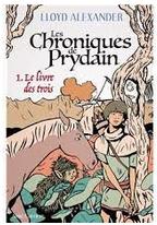 +9 ans - Les chroniques de Prydain 5 tomes au choix