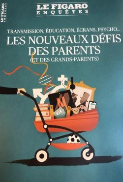 Les nouveaux défis des parents de Guyone de Montjou