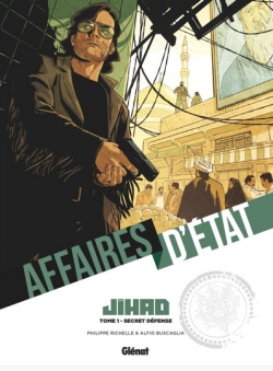 Jihad Tome 1 secret défense