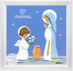 Saint Patron - personnalisable