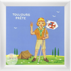 Tableau scout Scouts de France